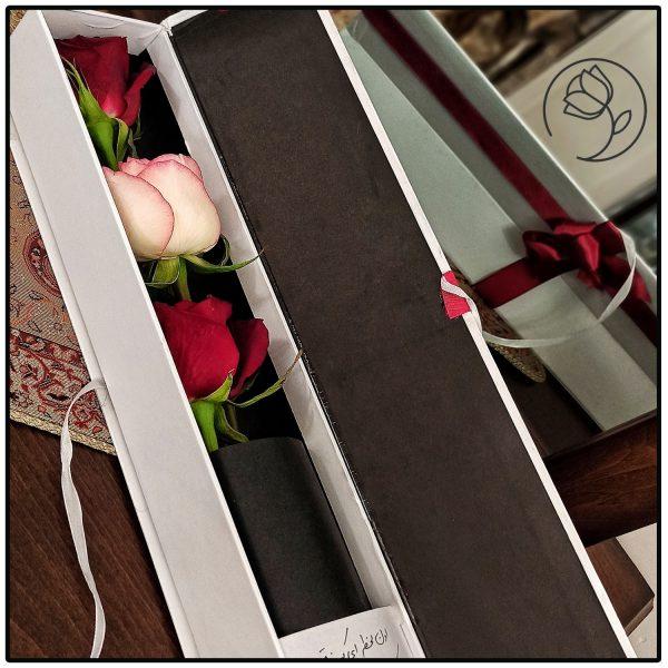 باکس گل رز ارزان قیمت